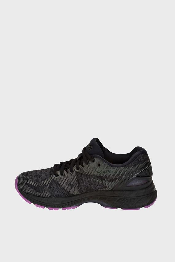 Женские черные кроссовки GEL-NIMBUS 20 LITE-SHOW