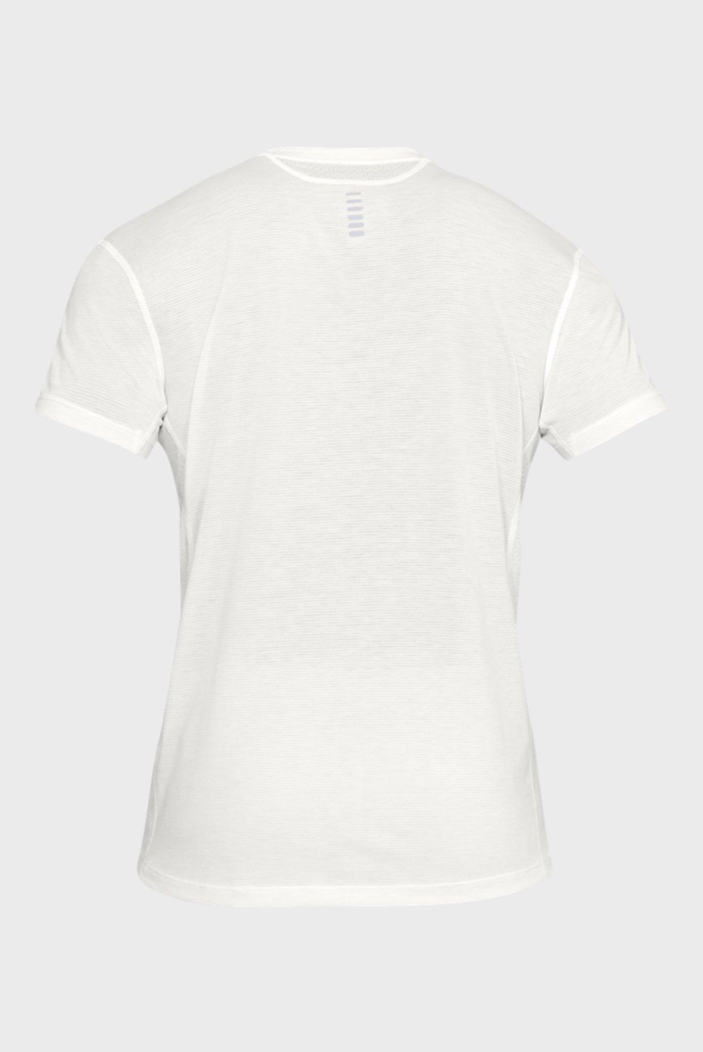 Купить Мужская белая футболка UA STREAKER 2.0 SHORTSLEEVE Under Armour Under Armour 1326579-112 – Киев, Украина. Цены в интернет магазине MD Fashion