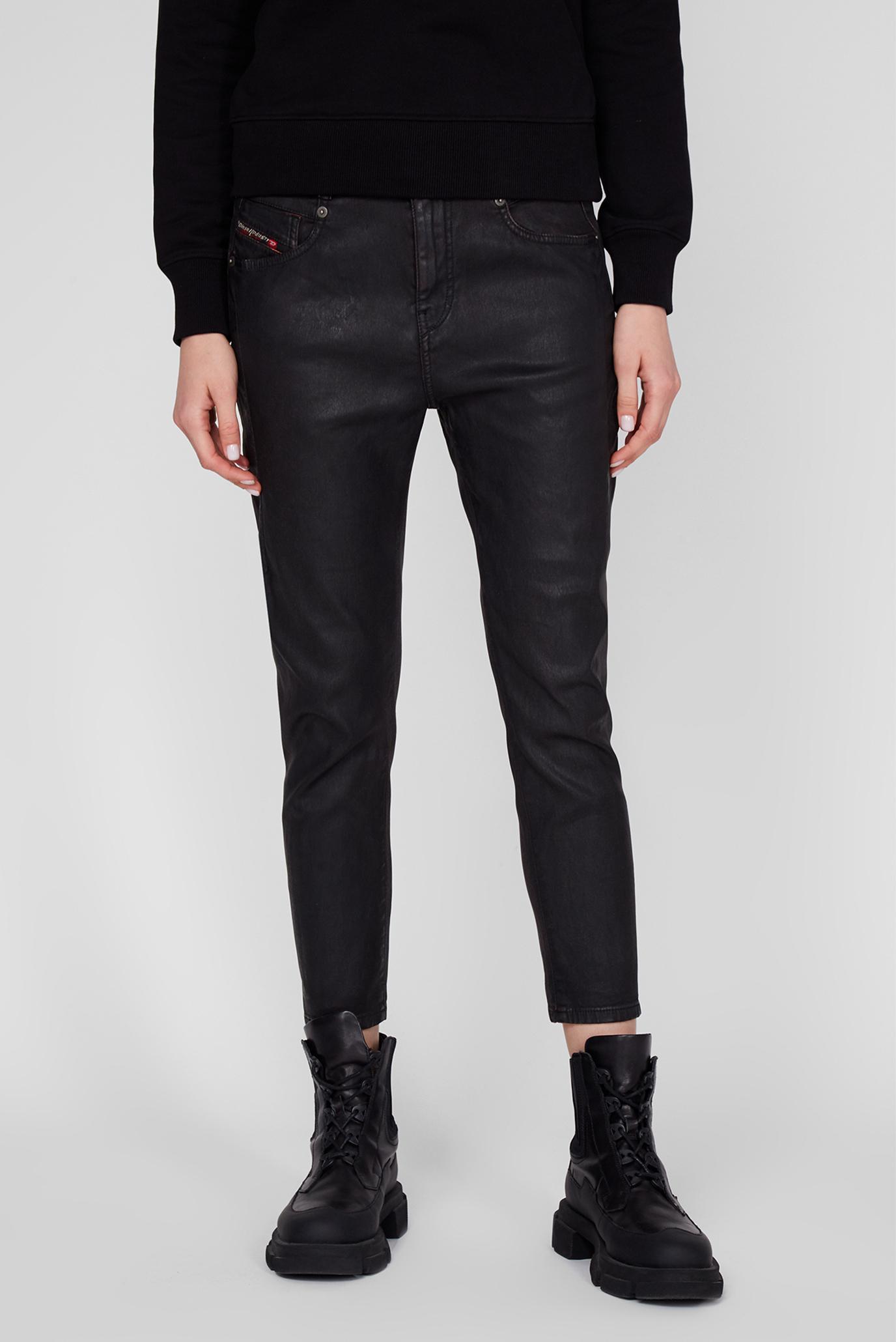Жіночі чорні джинси D-FAYZA-SP2-NE 1