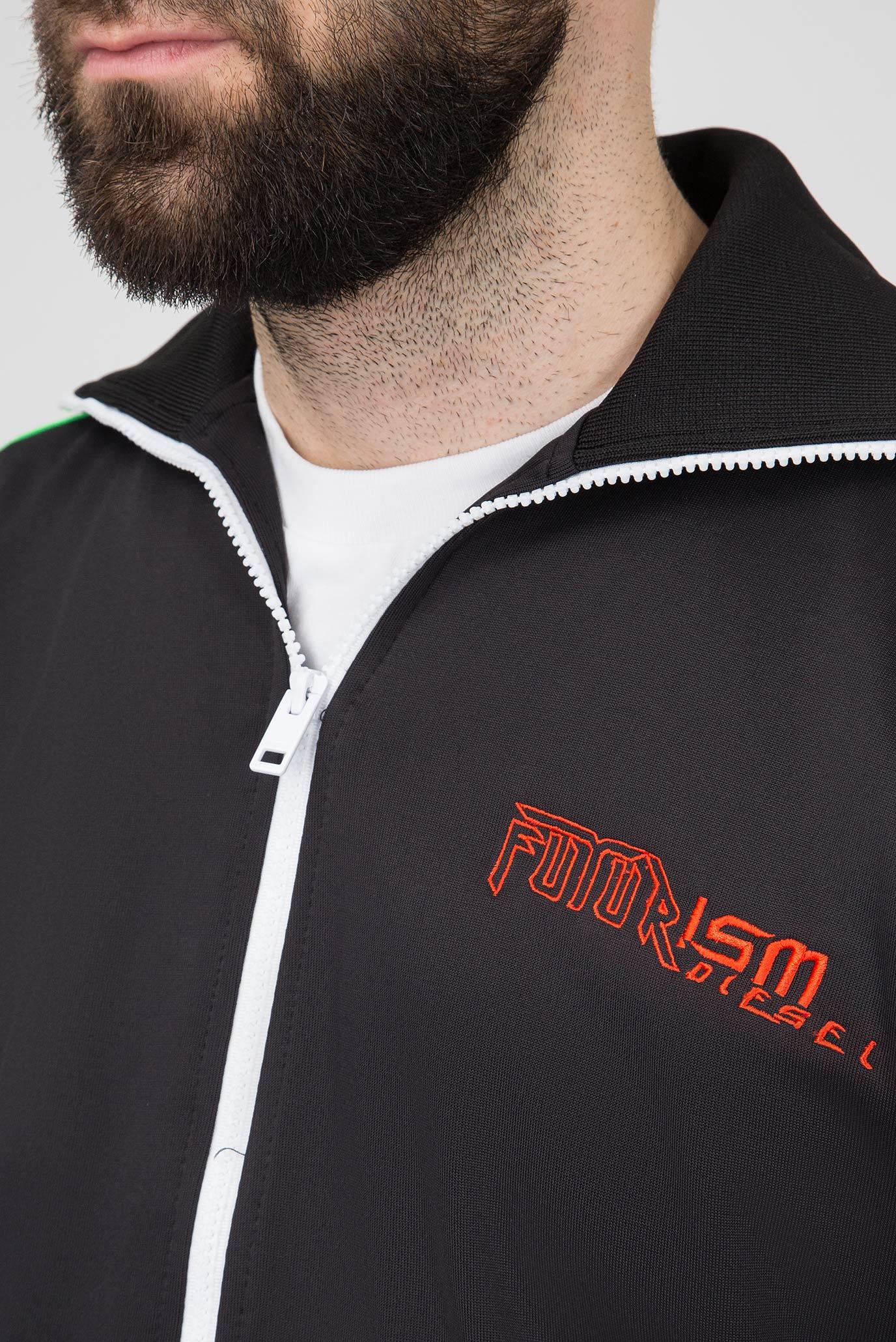 Купить Мужская черная спортивная кофта S-HISOKA Diesel Diesel 00SSLA 0KATU – Киев, Украина. Цены в интернет магазине MD Fashion