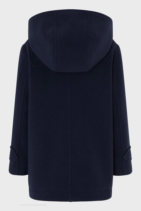 Детское синее пальто DYLAN DUFFLE COAT