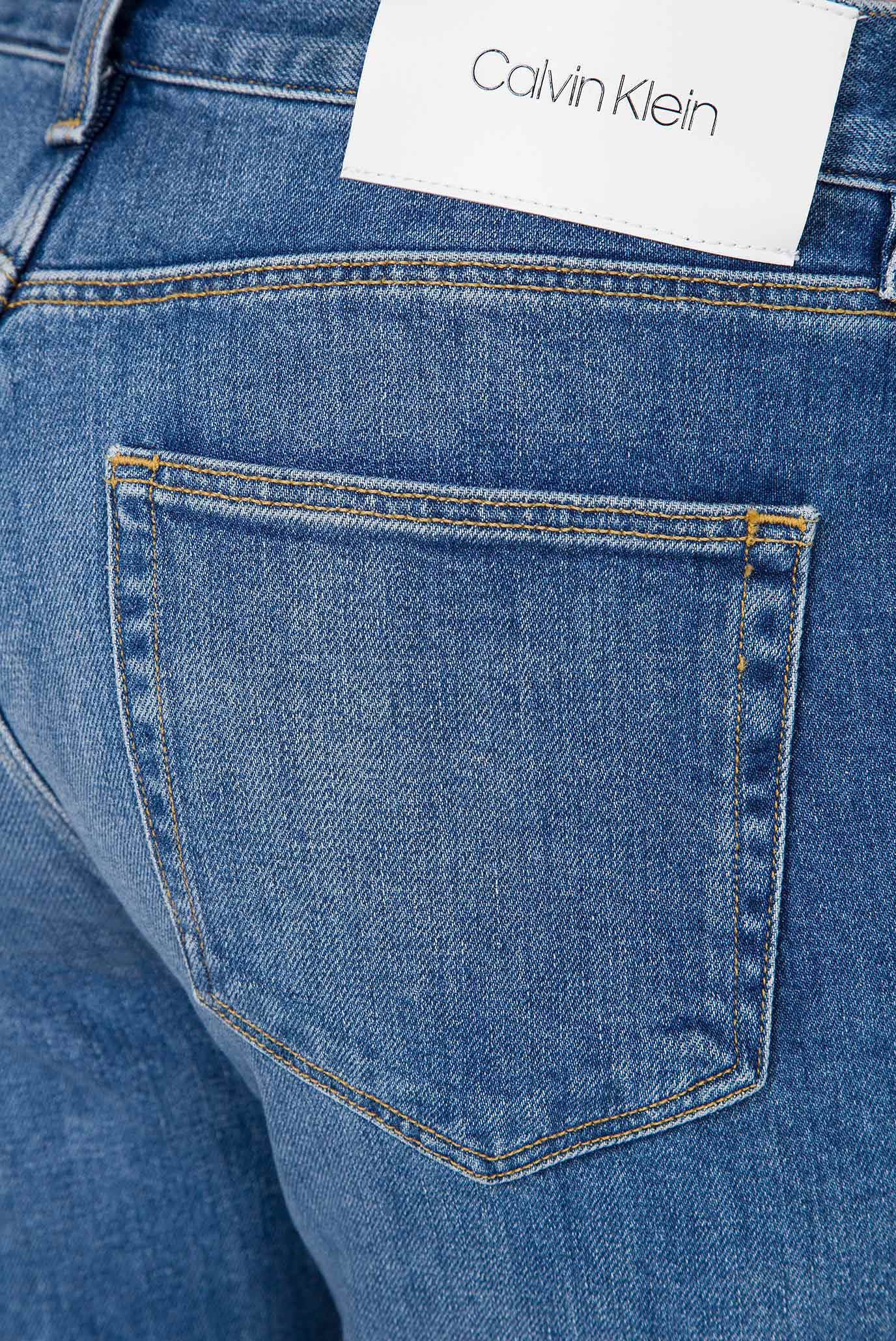 Купить Мужские синие джинсы STRAIGHT FIT BLUE STRETCH DENIM Calvin Klein Calvin Klein K10K103310 – Киев, Украина. Цены в интернет магазине MD Fashion