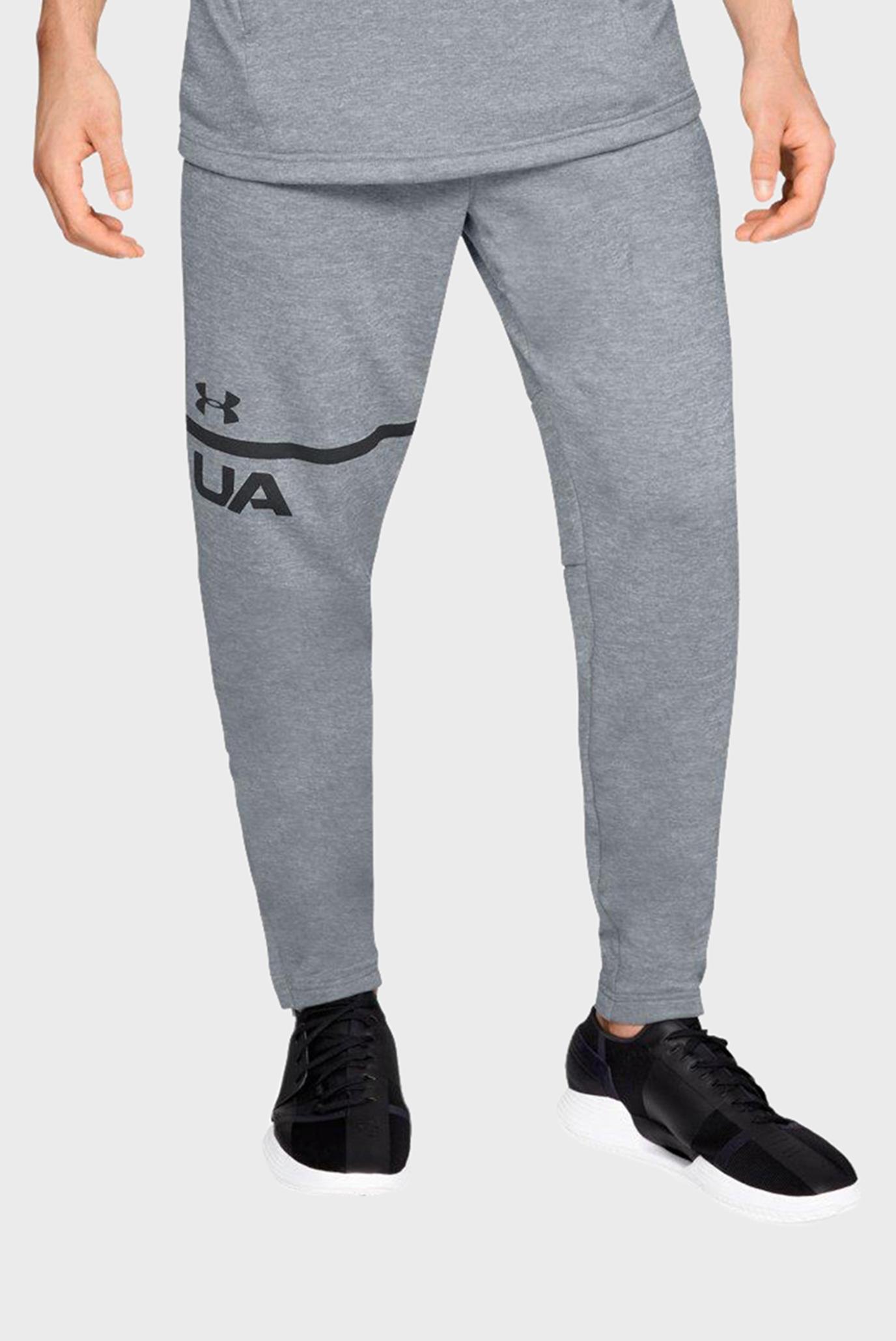 Чоловічі сірі спортивні штани MK1 Terry Tapered Pant 1