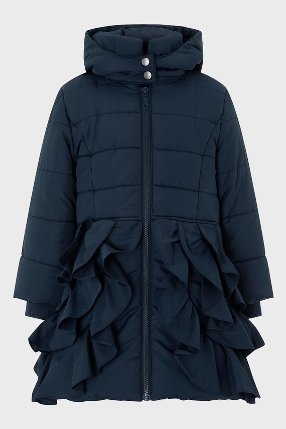 Детская синяя куртка Ella BTS Padded Coat