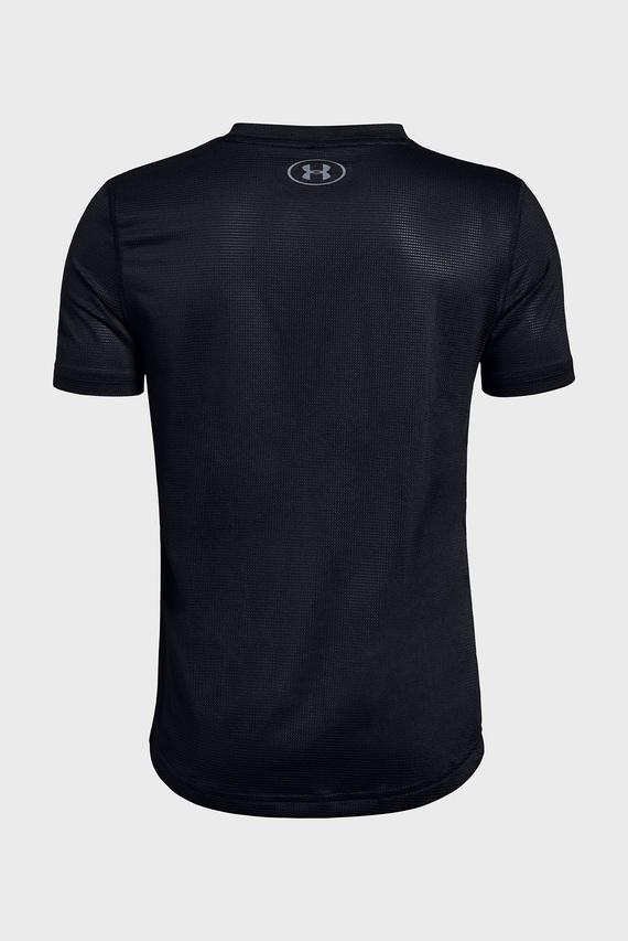 Детская черная футболка Raid Short Sleeve Tee