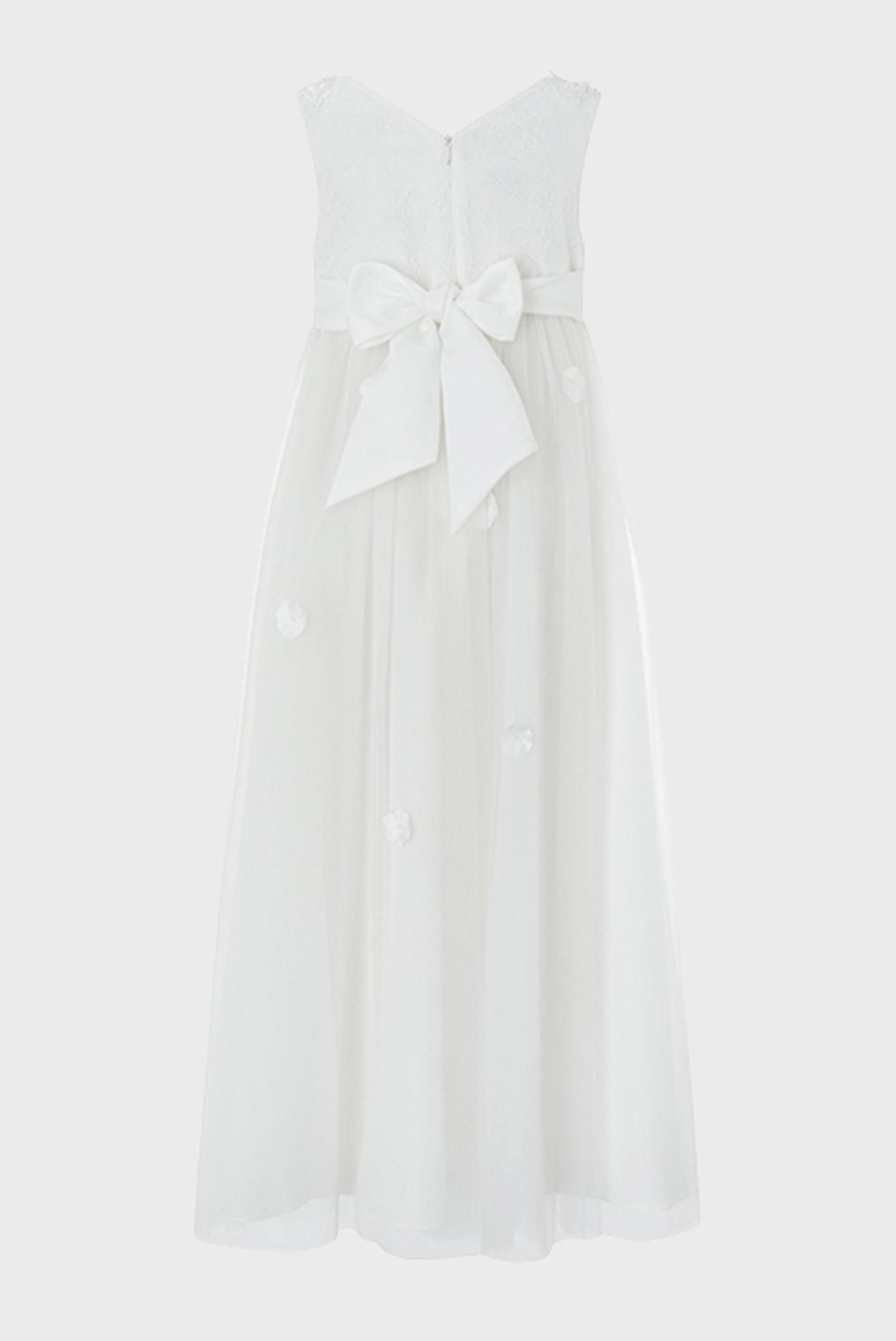 Купить Детское бежевое платье Lilly Maxi Dress Monsoon Children Monsoon Children 615327 – Киев, Украина. Цены в интернет магазине MD Fashion