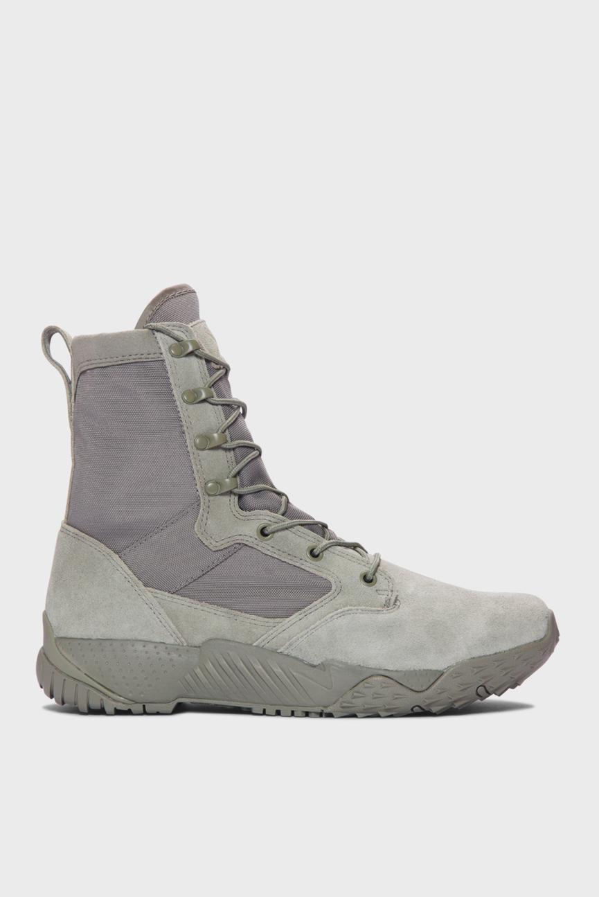 Мужские зеленые ботинки Jungle Rat Tactical Boot