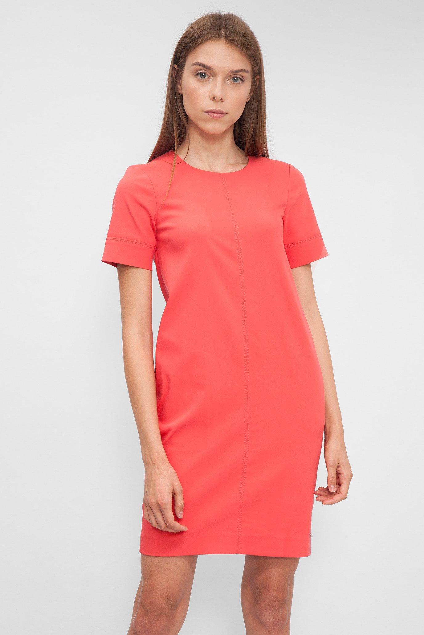 11c02e6a2a9 Купить Женское коралловое платье Josie Dress Tommy Hilfiger Tommy Hilfiger  WW0WW10768 – Киев