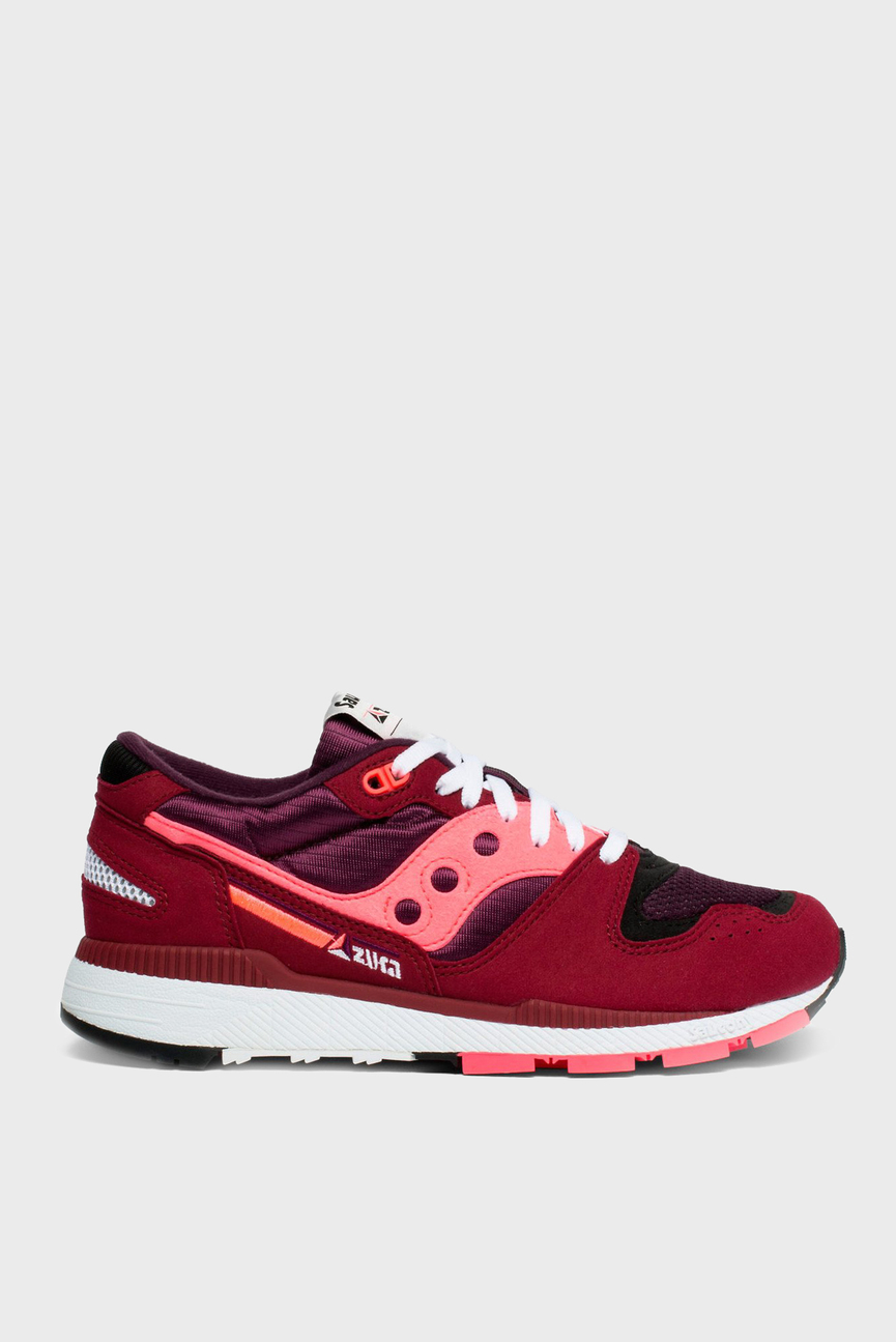Женские красные кроссовки AZURA