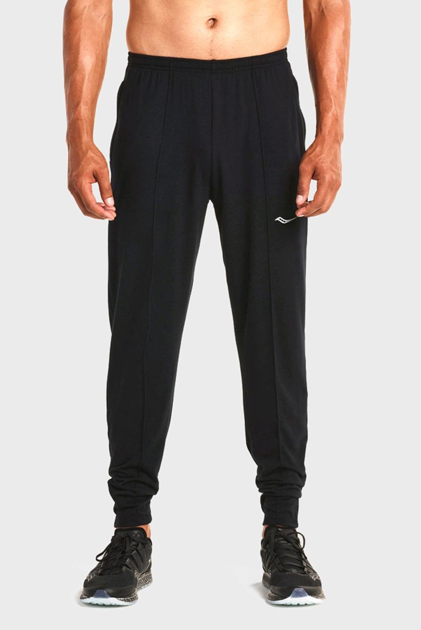 Мужские черные спортивные брюки BOSTON PANT
