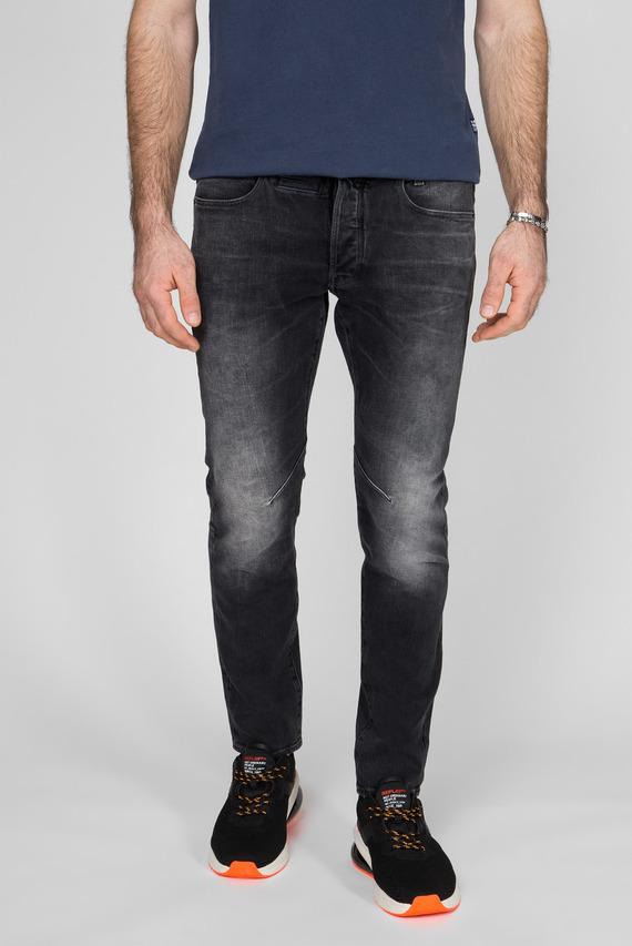 Мужские темно-серые джинсы D-Staq 5-pkt Slim