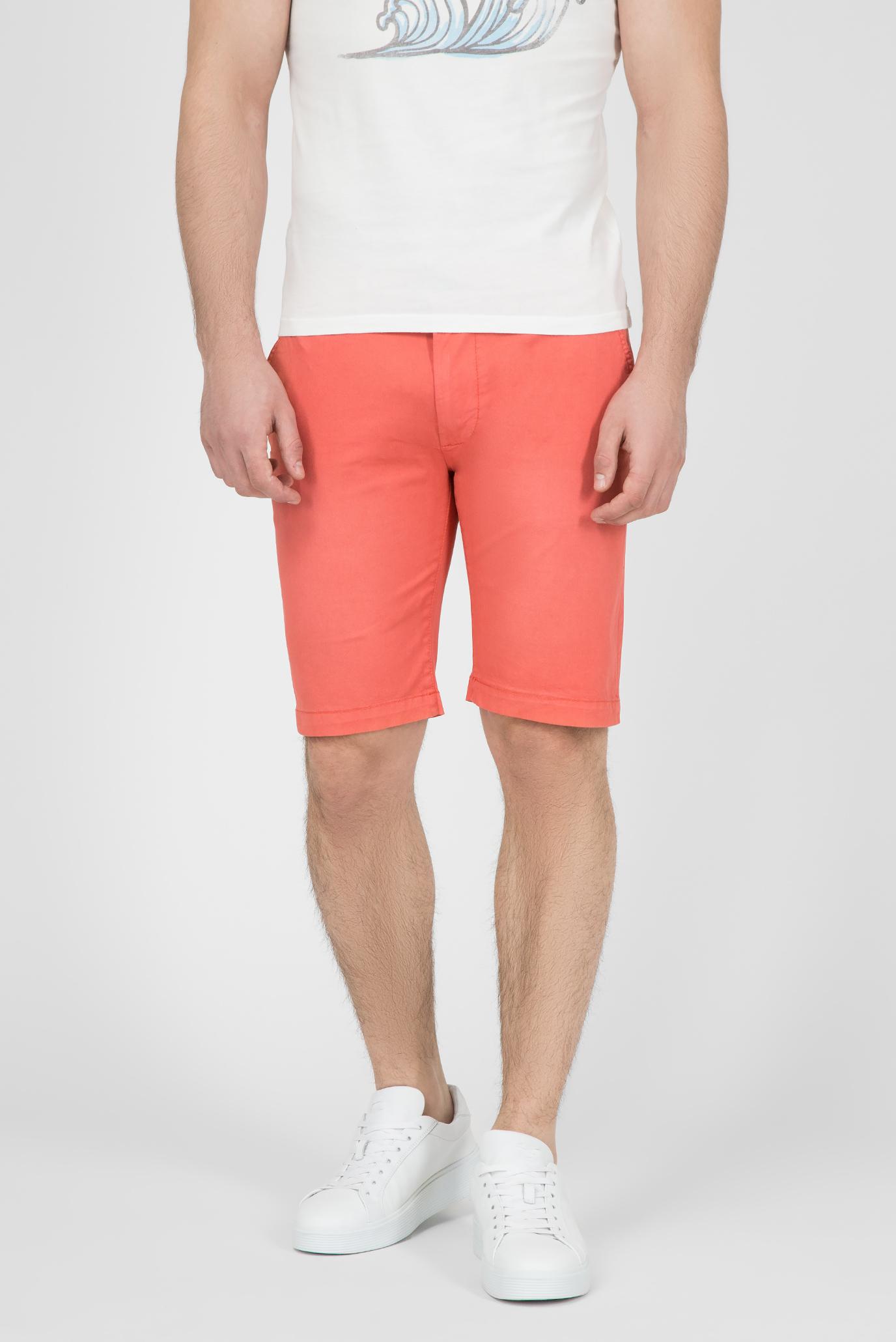 Мужские коралловые шорты MC QUEEN Pepe Jeans