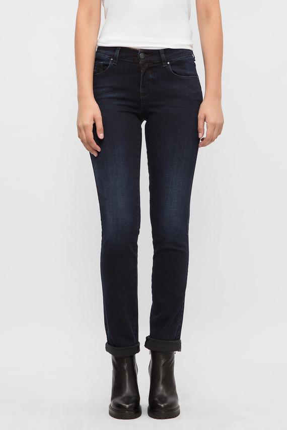 Женские темно-синие джинсы SANDY