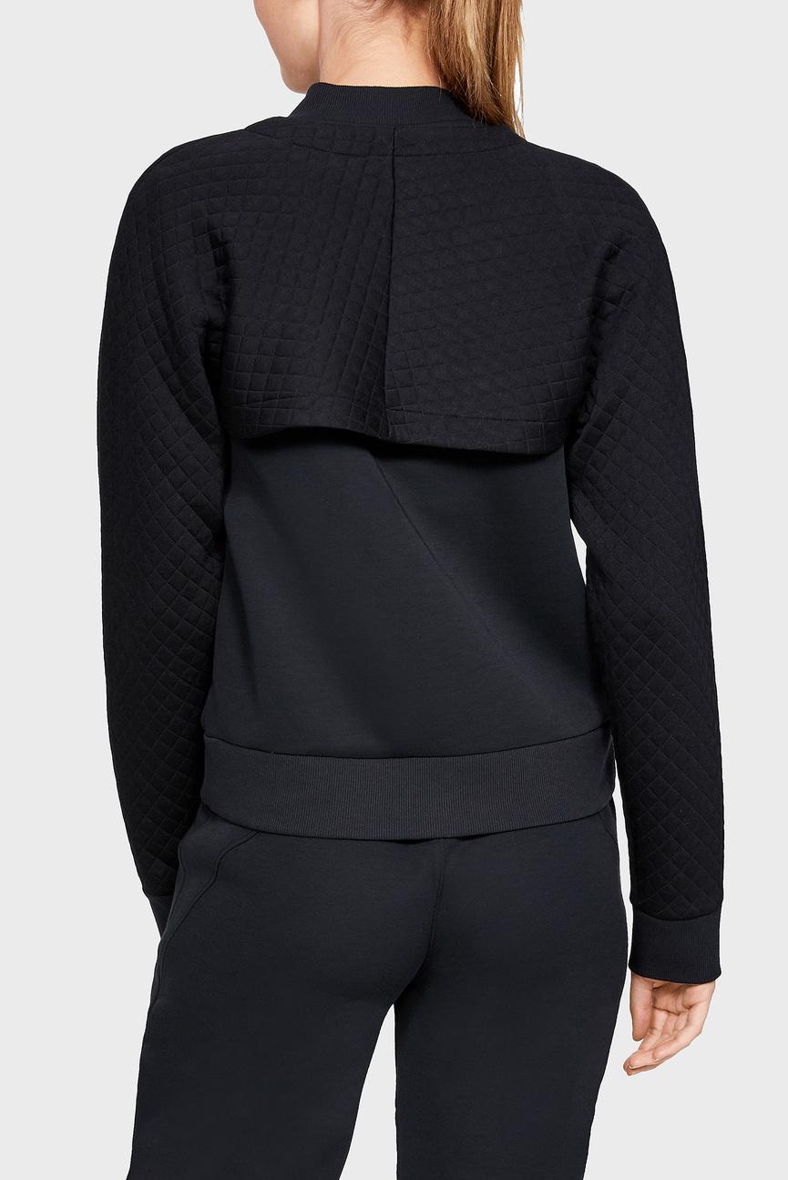 Женская черная куртка-трансформер UNSTOPPABLE MOVE LIGHT REACTOR