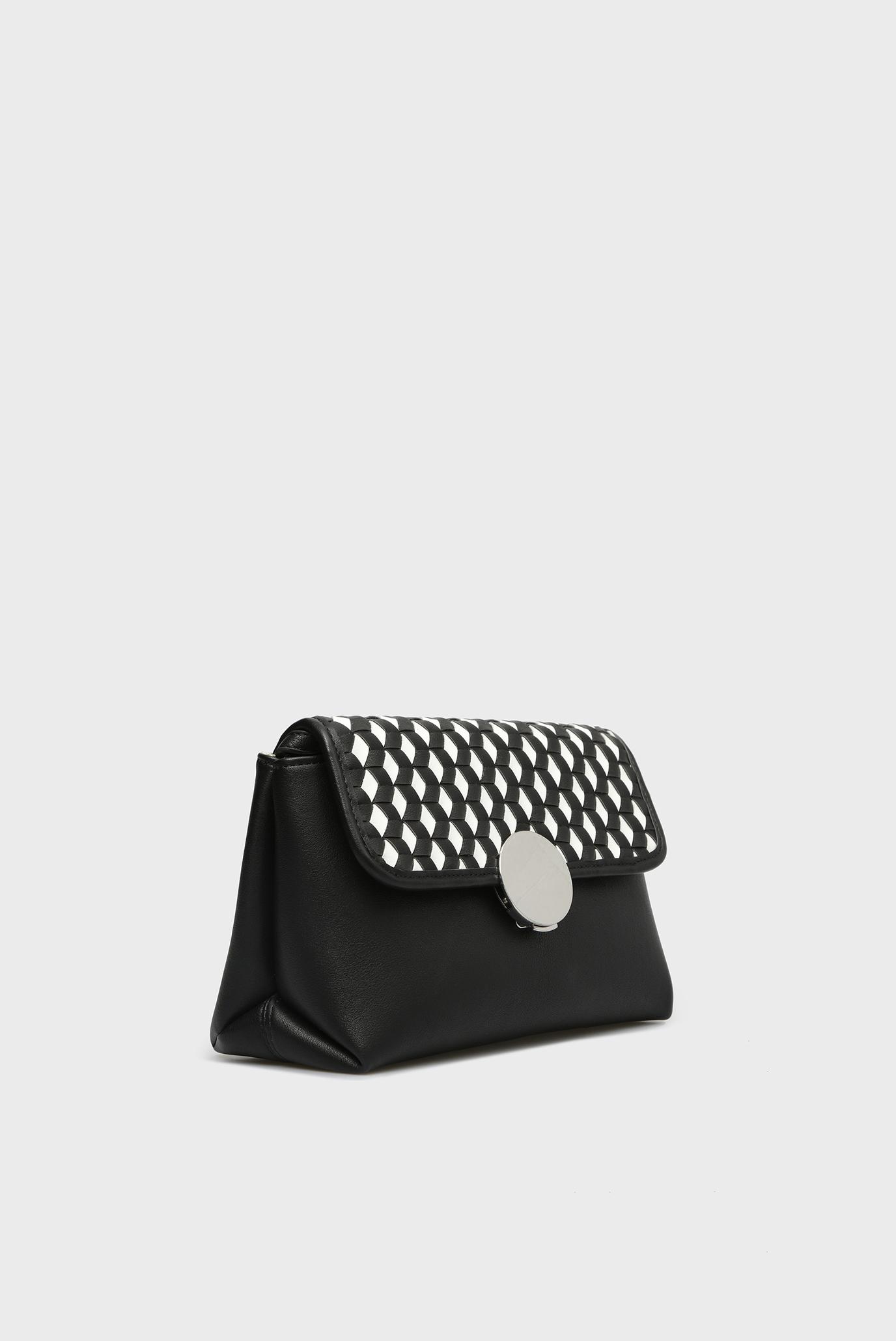 Купить Женская черная сумка через плечо TERESA Pepe Jeans Pepe Jeans PL030955 – Киев, Украина. Цены в интернет магазине MD Fashion