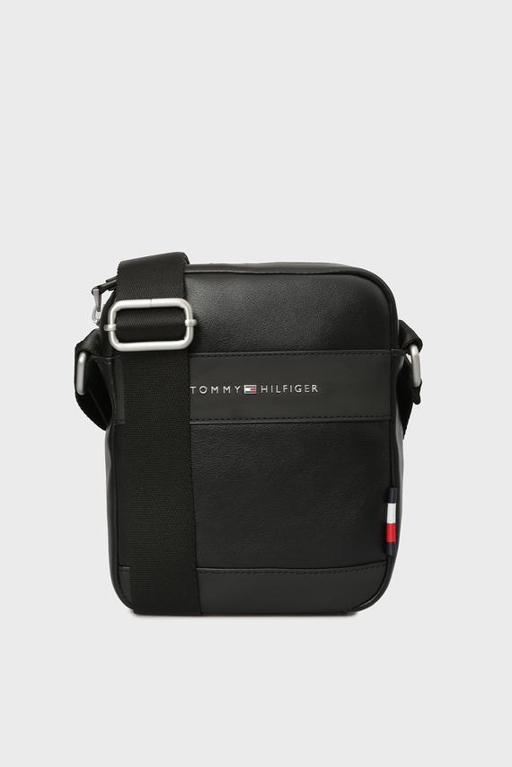 647f35c4e032 Мужская черная сумка через плечо Tommy Hilfiger 2 690 грн 2 152 грн