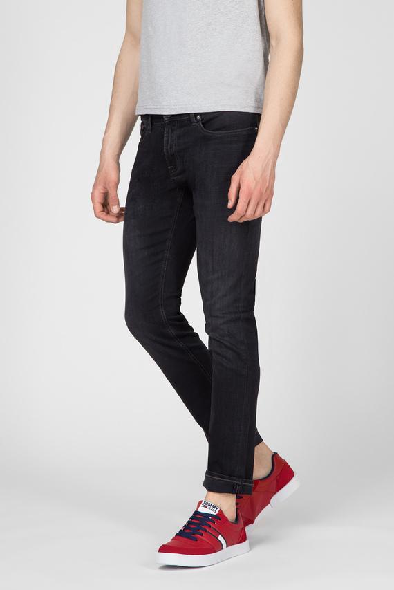 Чоловічі чорні джинси SLIM SCANTON