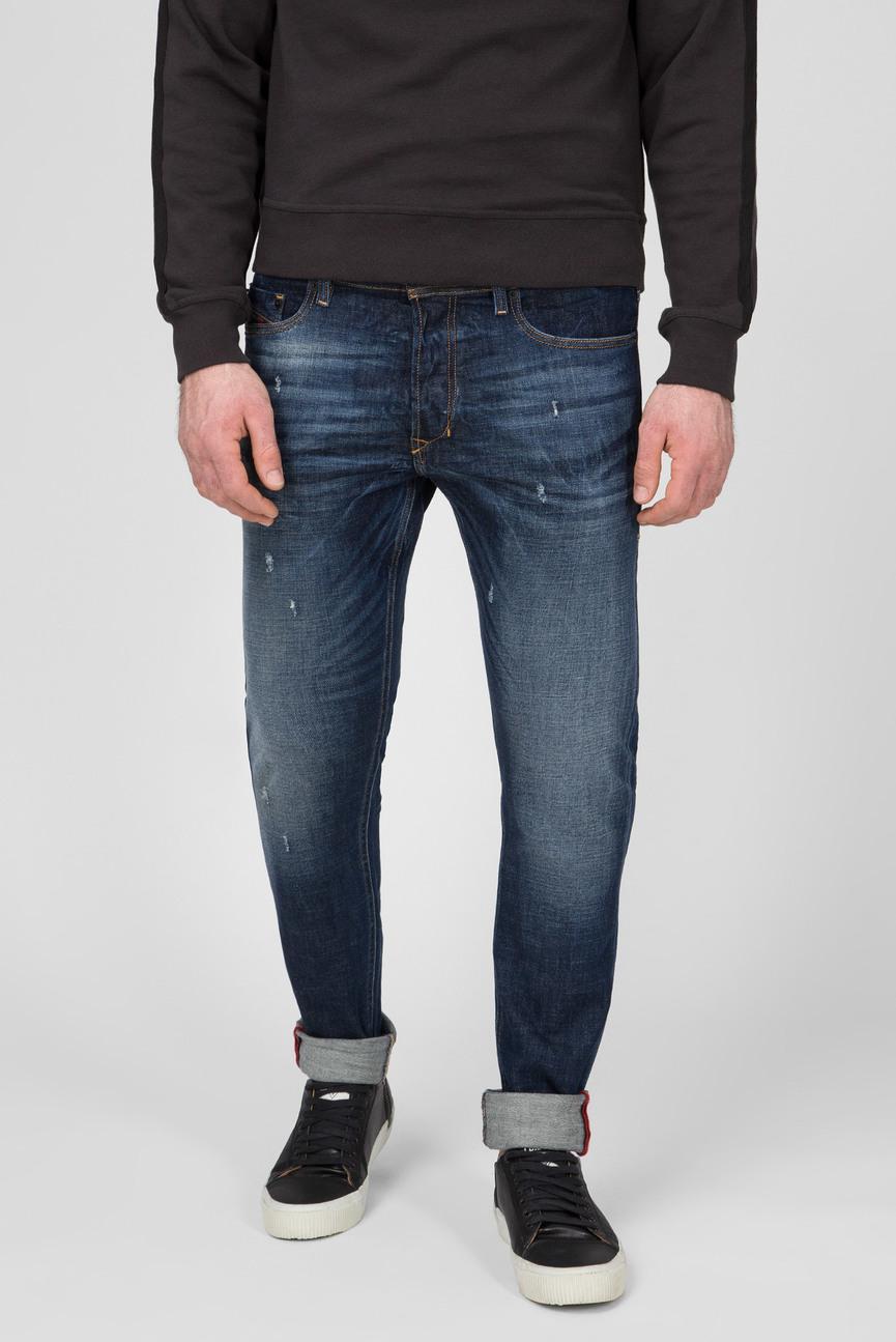 Мужские синие джинсы TEPPHAR