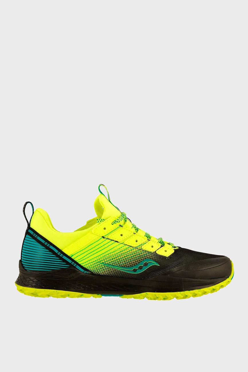 Мужские желтые кроссовки MAD RIVER TR