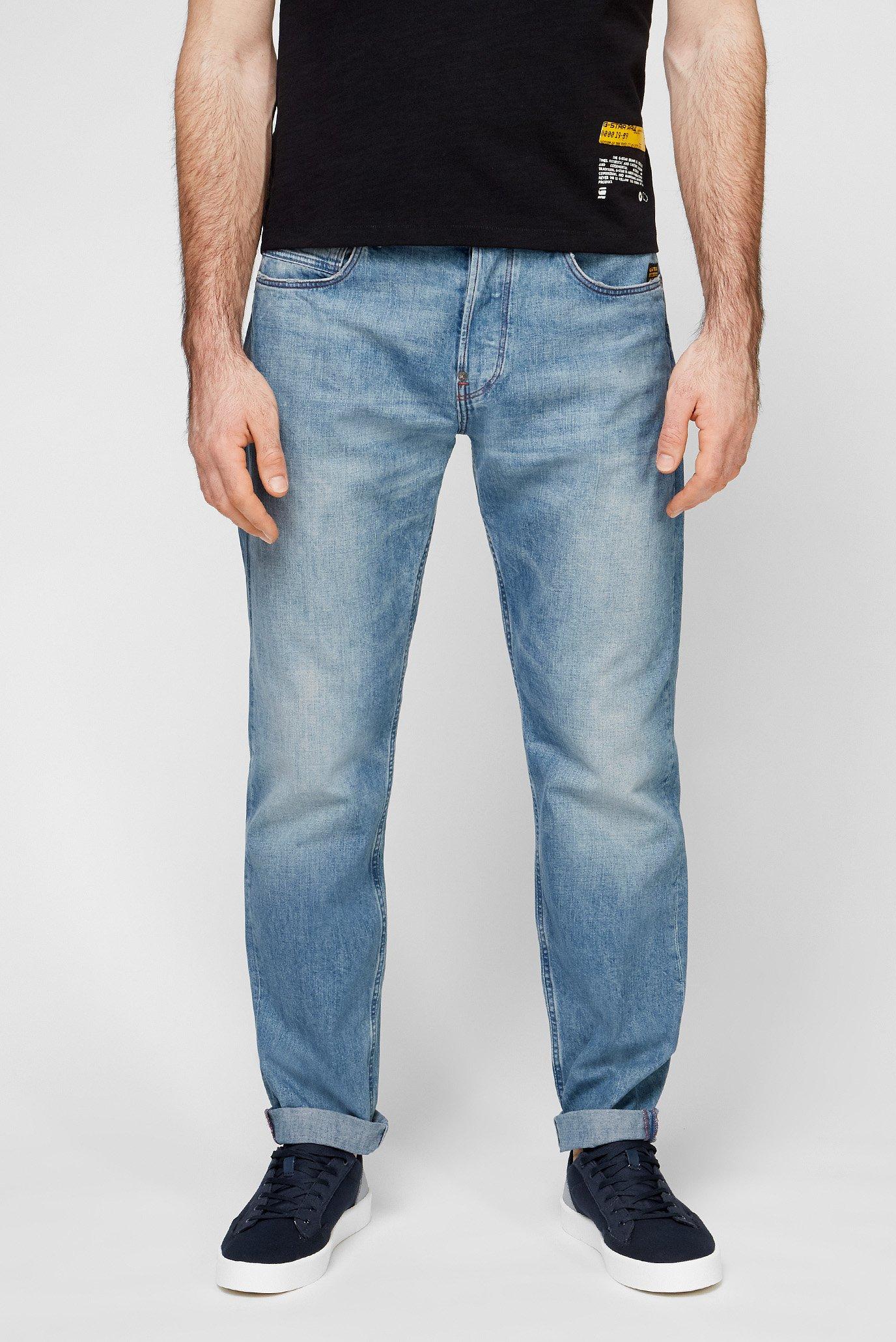 Мужские голубые джинсы Alum Relaxed Tapered 1