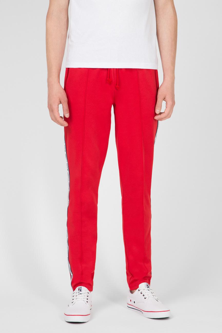 Мужские красные спортивные брюки TJM TRACK