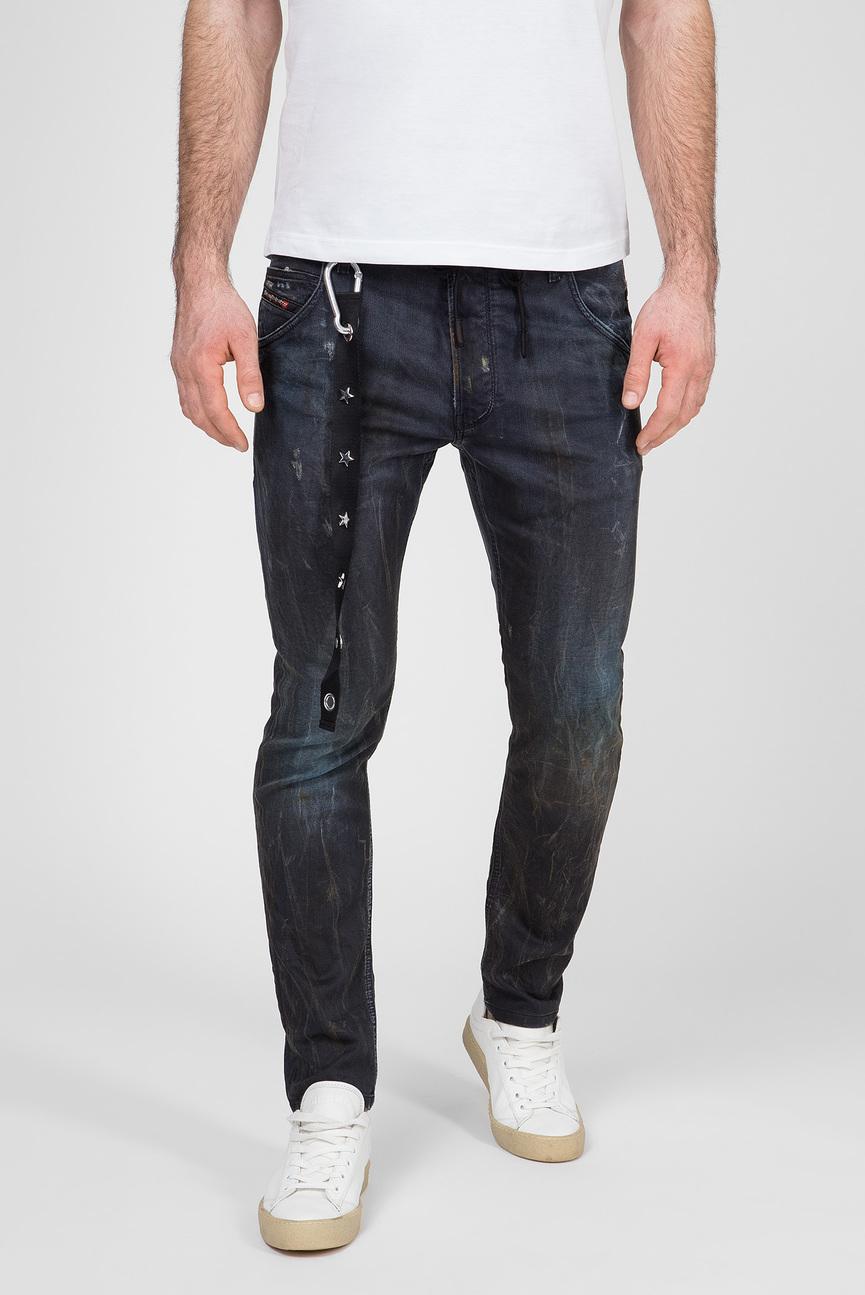 Мужские темно-серые джинсы CL-KROOLEY-CB-NE