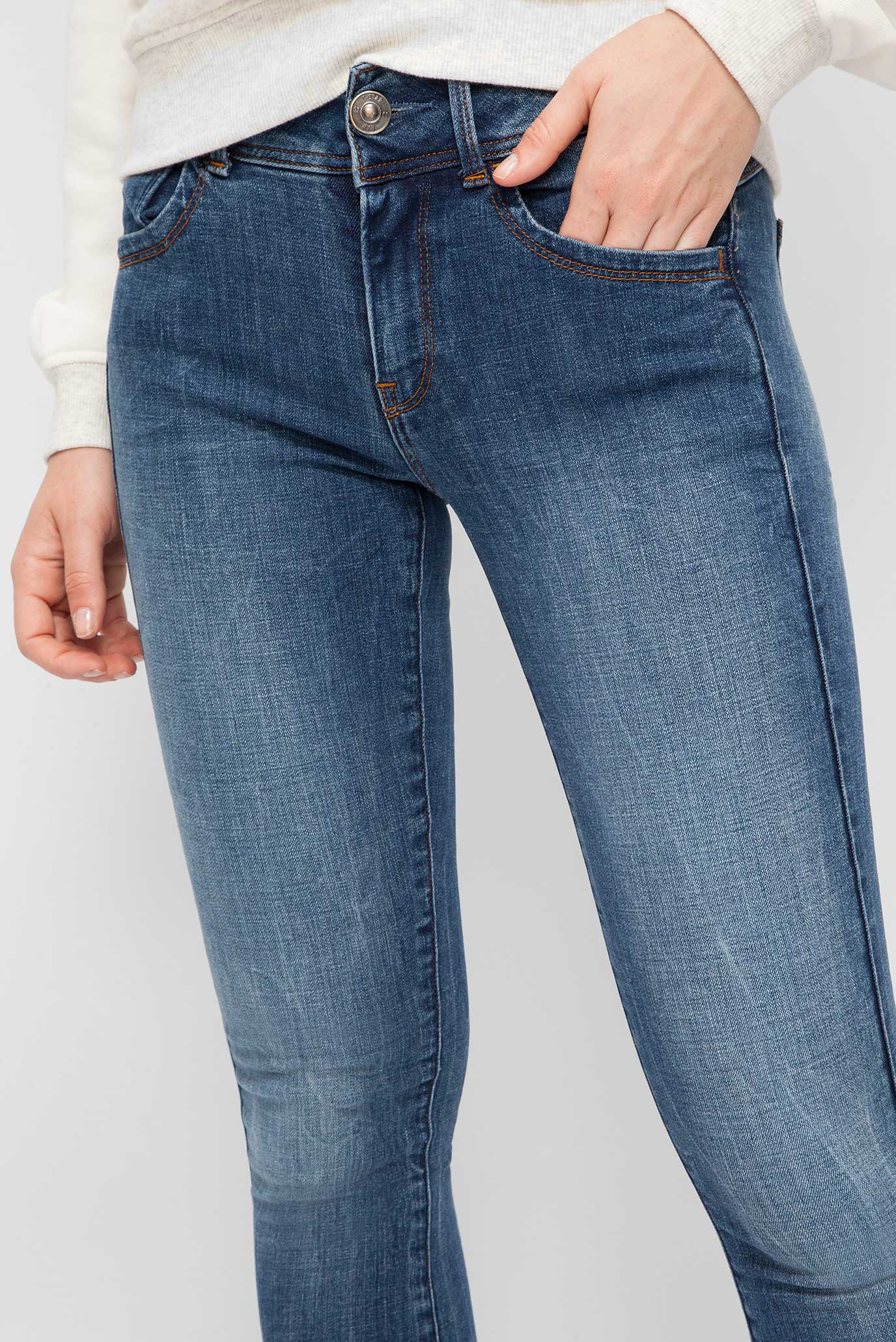 Женские синие джинсы LYNN G-Star RAW
