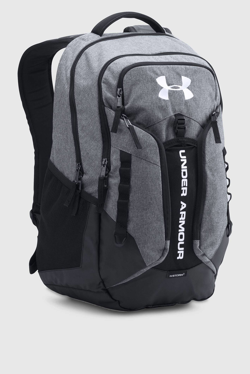 Серый рюкзак UA Contender Backpack