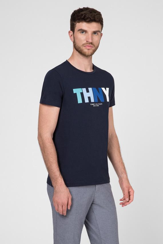 Мужская темно-синяя футболка THNY MULTI