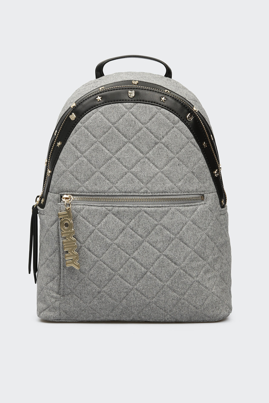 Женский серый рюкзак MASCOT BACKPACK  MELTON