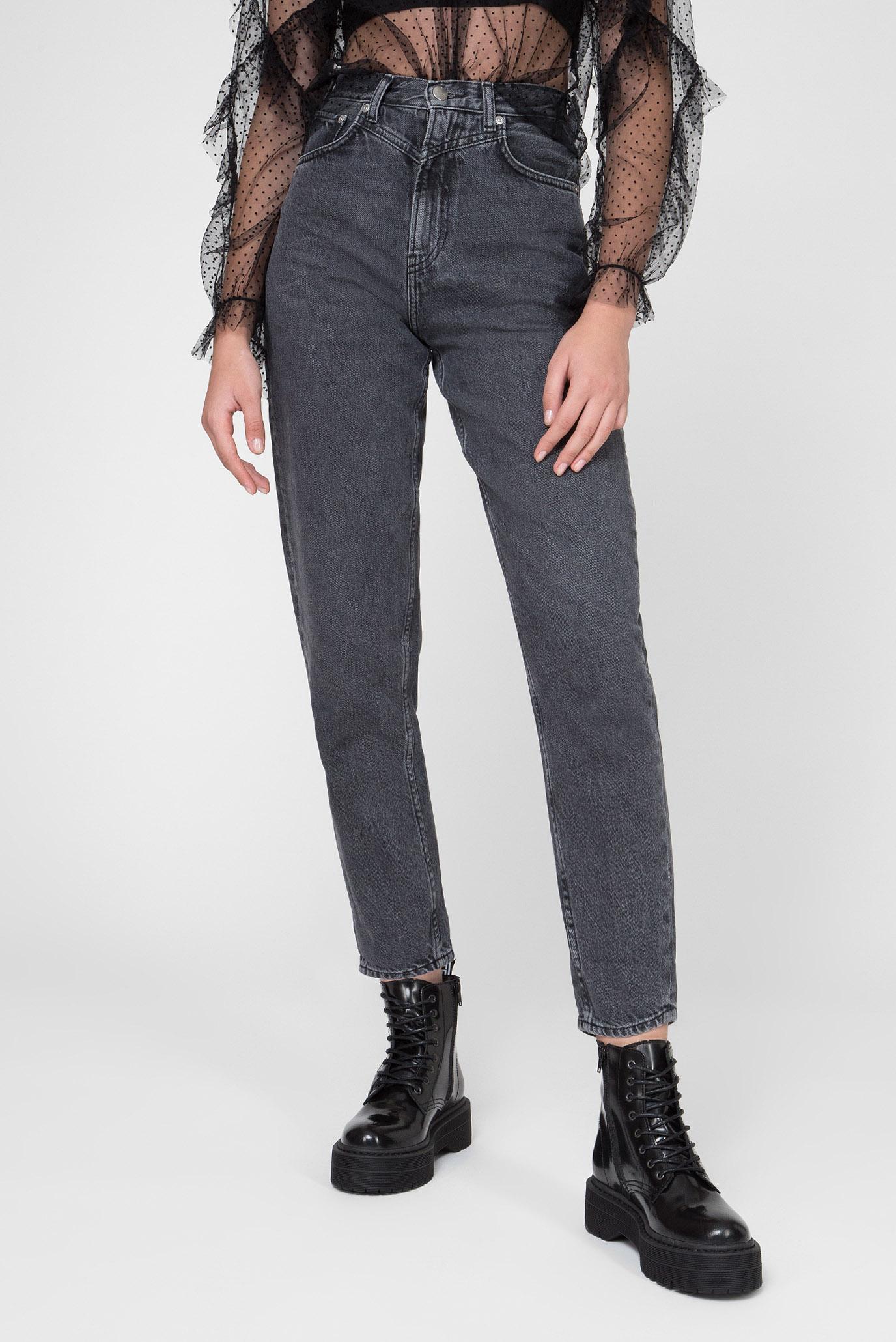 Женские темно-серые джинсы RACHEL Pepe Jeans