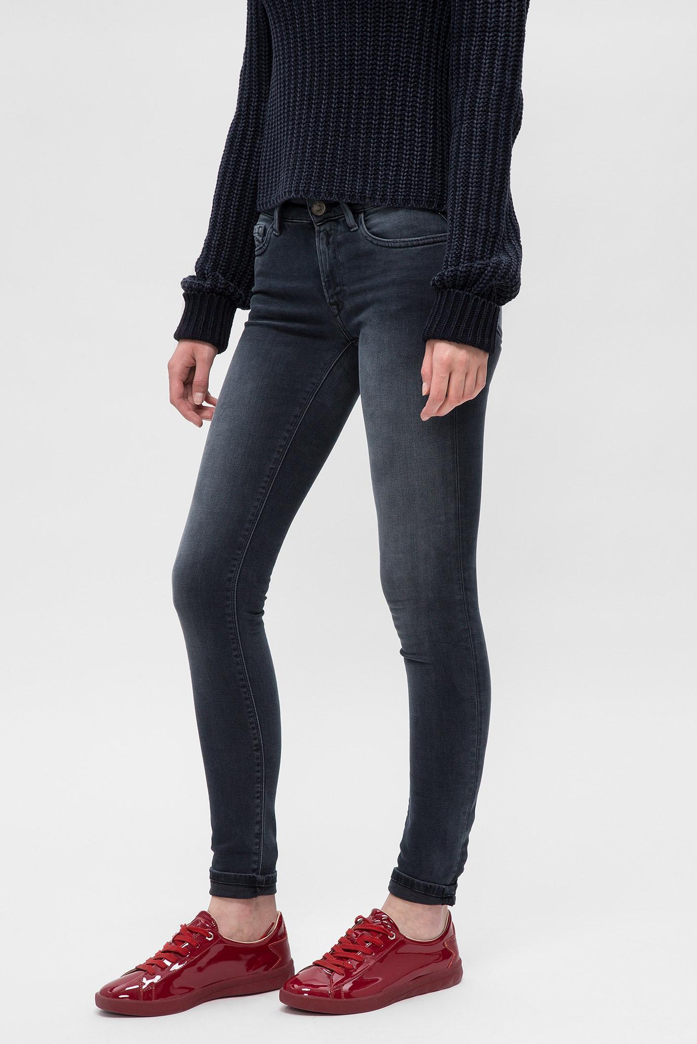 Купить Женские серые джинсы LUZ Replay Replay WX689 .000.143 387 – Киев, Украина. Цены в интернет магазине MD Fashion
