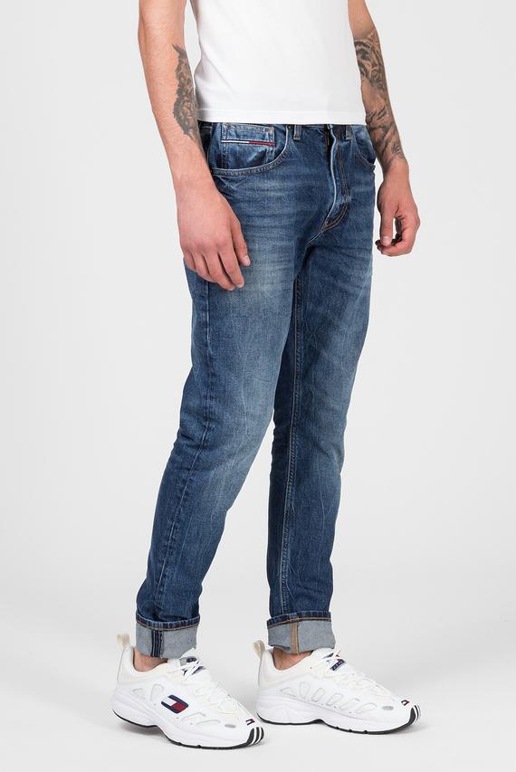 Мужские синие джинсы MODERN TAPERED TJ 1988