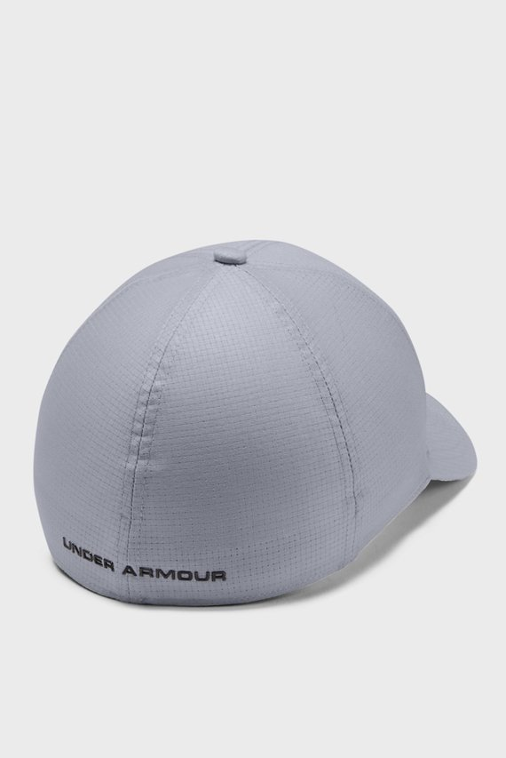 Мужская серая кепка UA Men's Airvent Core Cap 2.0-GRY