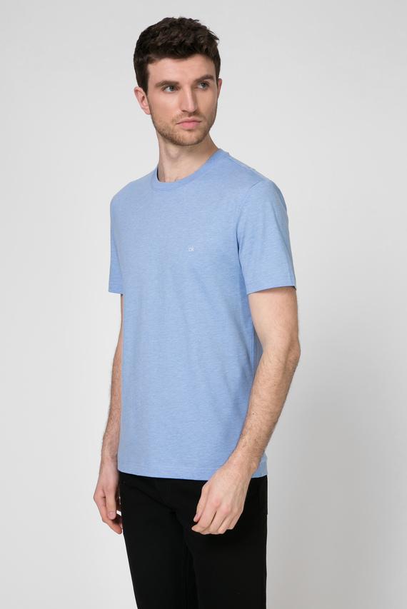Мужская голубая футболка LIQUID TOUCH
