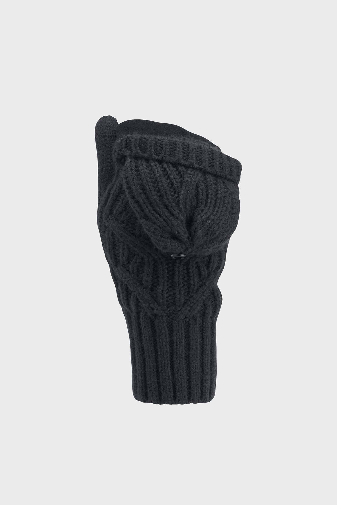 Купить Женские черные рукавицы Around Town Mitten Under Armour Under Armour 1299893-001 – Киев, Украина. Цены в интернет магазине MD Fashion