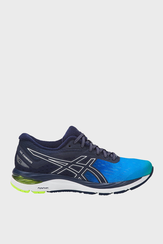 Женские синие кроссовки GEL-CUMULUS 20 SP