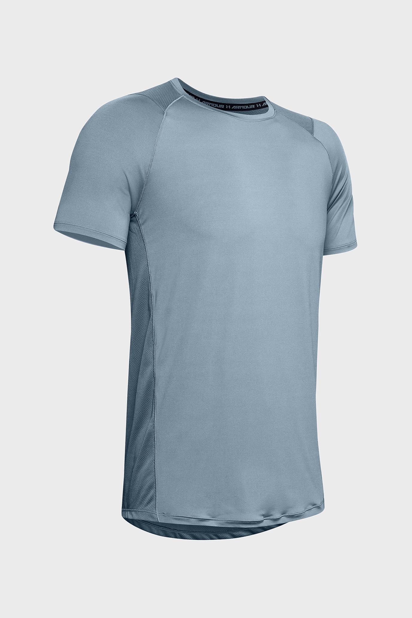 Купить Мужская голубая футболка MK1 SS Under Armour Under Armour 1306428-013 – Киев, Украина. Цены в интернет магазине MD Fashion