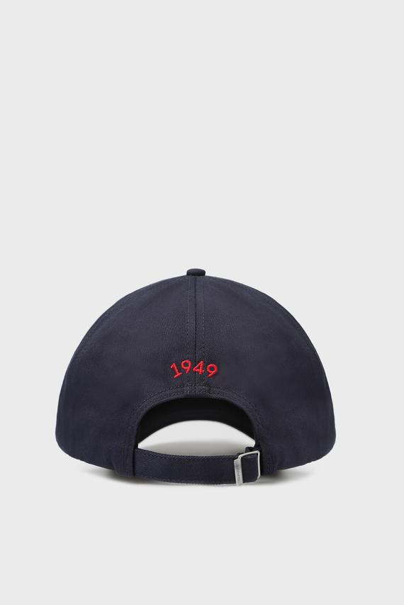 Мужская синяя кепка