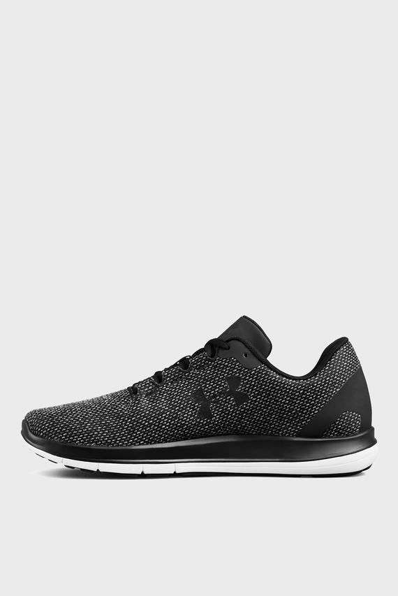 Мужские черные кроссовки UA Remix FW18