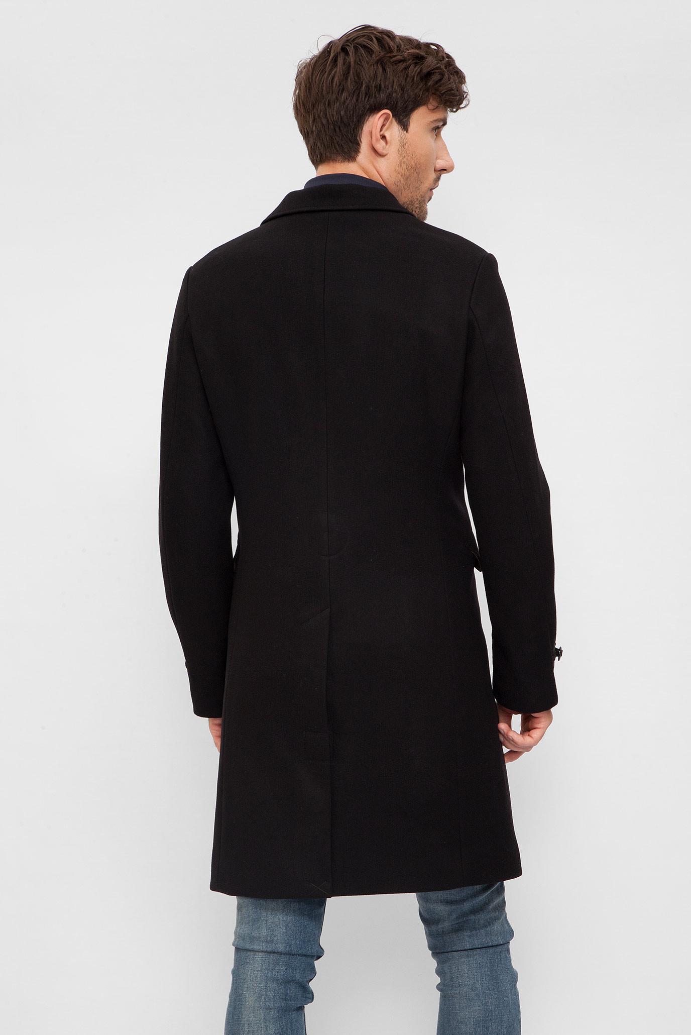 Купить Мужское черное пальто G-Star RAW G-Star RAW D03457,7275 – Киев, Украина. Цены в интернет магазине MD Fashion