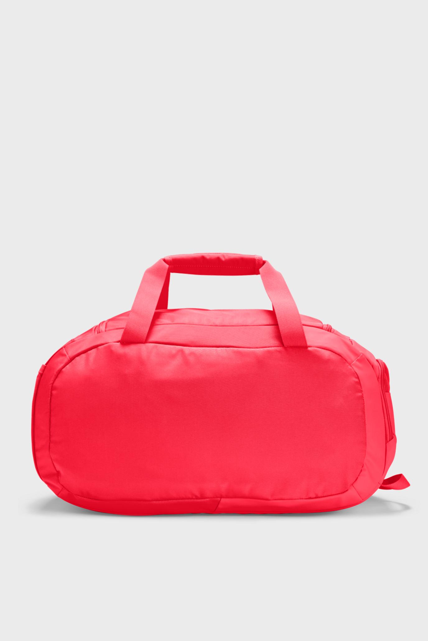 Красная спортивная сумка UA Undeniable 4.0 Duffle XS Under Armour