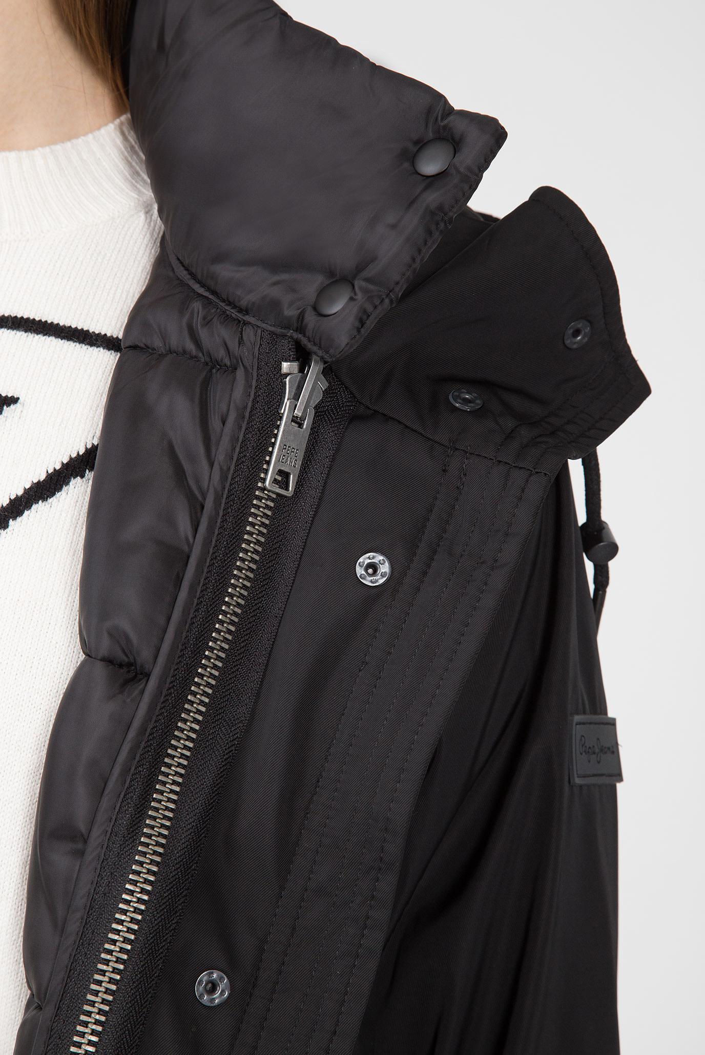 Купить Женская черная парка DAKOTA 2 в 1 Pepe Jeans Pepe Jeans PL401526 – Киев, Украина. Цены в интернет магазине MD Fashion