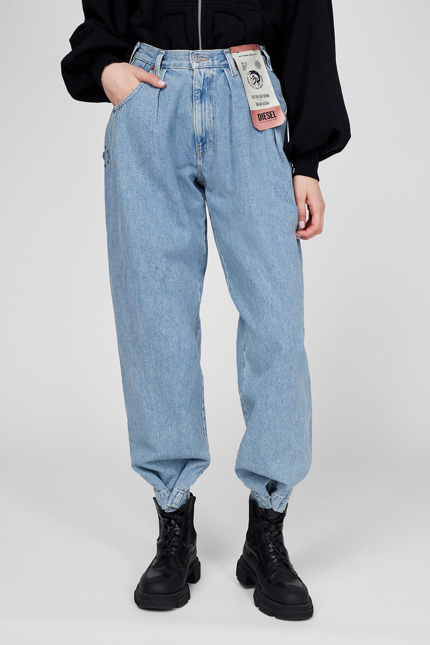 Женские голубые джинсы D-CONCIAS-SP 1