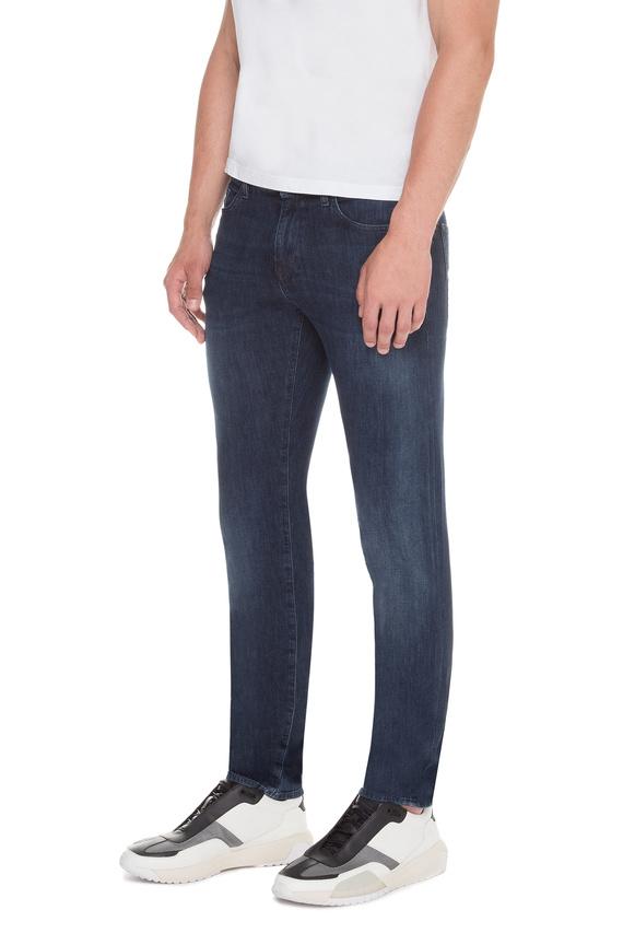 Мужские темно-синие джинсы DELEWARE