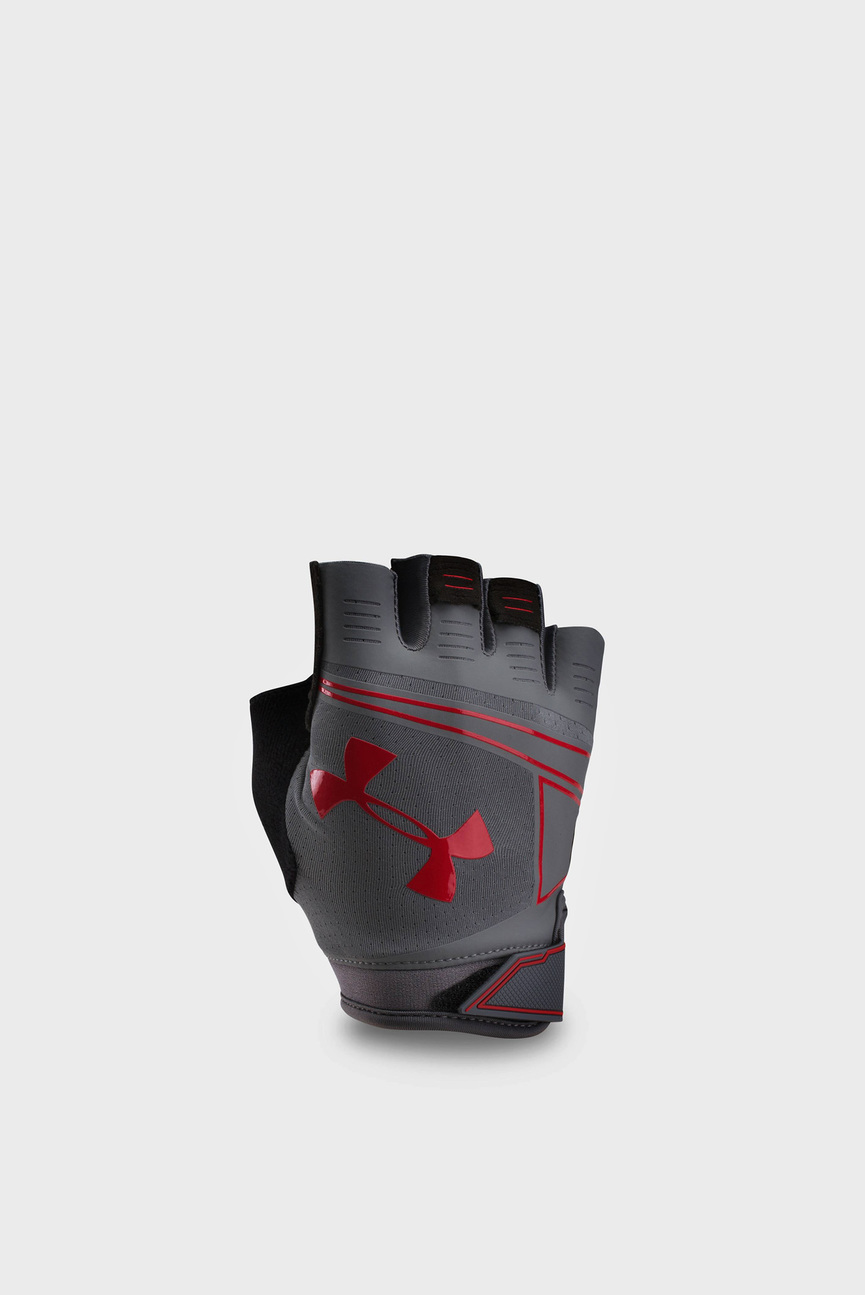 Мужские серые перчатки UA Coolswitch Flux