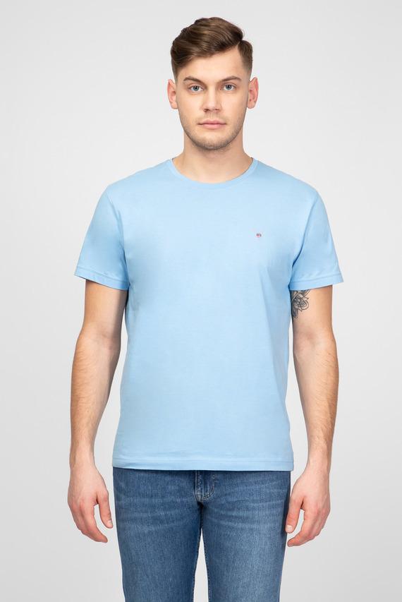 Мужская голубая футболка THE ORIGINAL