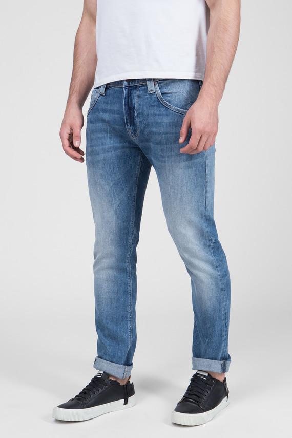 Мужские голубые джинсы ZINC