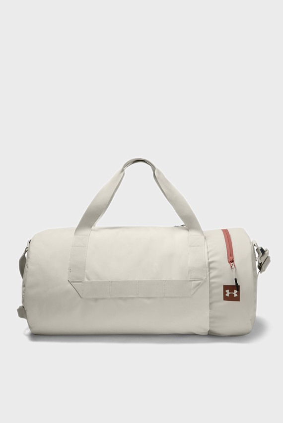 Белая спортивная сумка Sportstyle Duffel-WHT