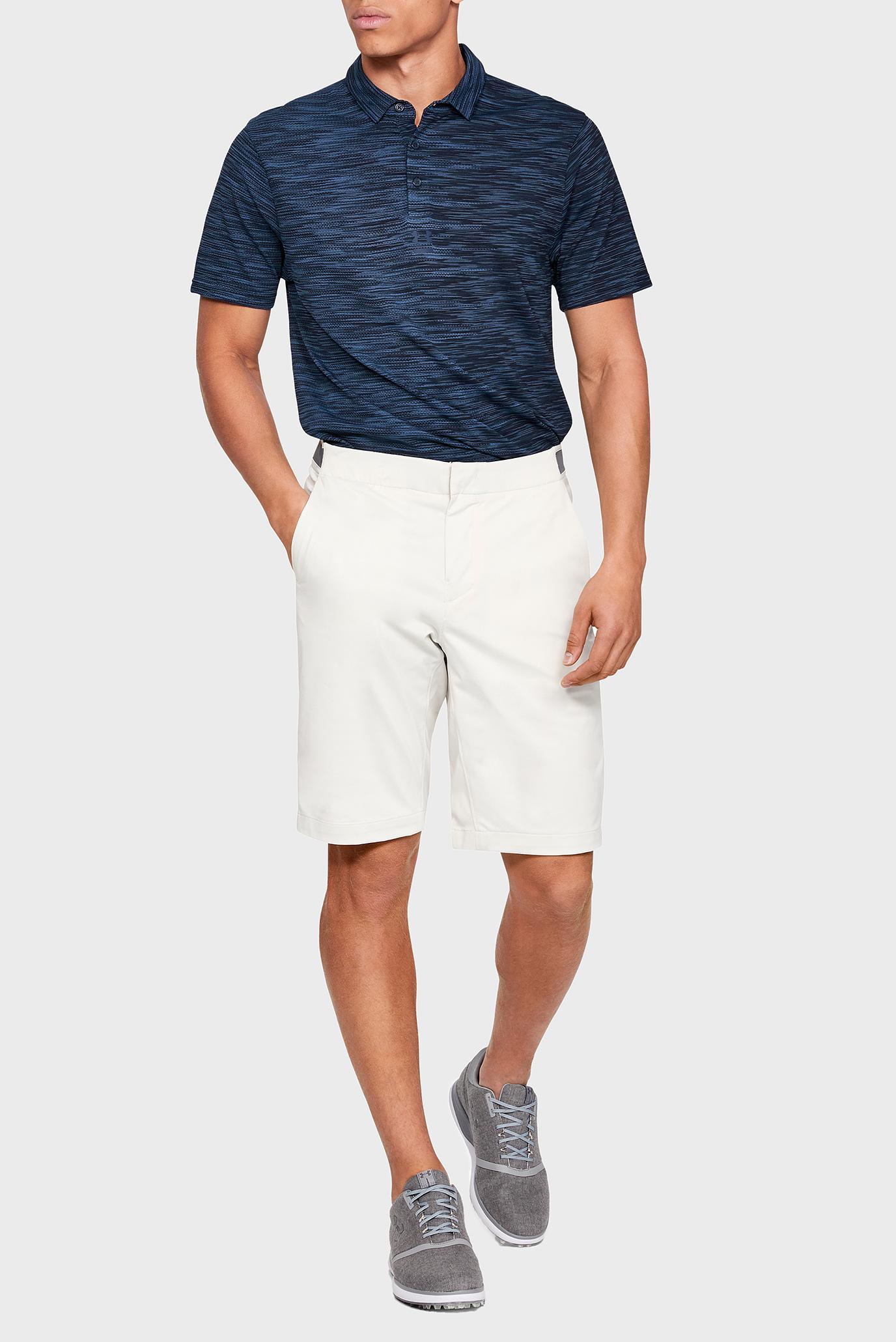 Купить Мужское синее поло Perpetual Seamless Polo Under Armour Under Armour 1327020-408 – Киев, Украина. Цены в интернет магазине MD Fashion
